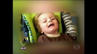 Ana Maria mostra história de criança alemã que melhorou com ajuda das células-tronco - Garotinho entrou em estado vegetativo, mas teve uma melhora impressionante