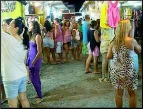 Itabapona, RJ, comemoram o aumento de 30% de turistas no Carnaval - De acordo com a prefeitura, 150 mil pessoas vieram a cidade para aproveitar a folia, cerca de 4 vezes o número da população da cidade.