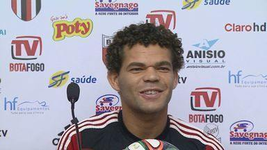 Botafogo tem treinos fechados - Rotina continua para a manutenção de resultados positivos.