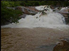 Corpo de adolescente é encontrado próximo a cachoeira em Taquaruçu, distrito de Palmas - Corpo de adolescente é encontrado próximo a cachoeira em Taquaruçu, distrito de Palmas