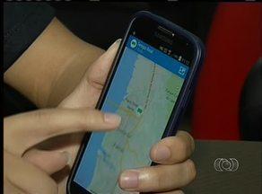 Jovem cria aplicativo que fornece horários e rotas das linhas de ônibus de Palmas - Jovem cria aplicativo que fornece horários e rotas das linhas de ônibus de Palmas