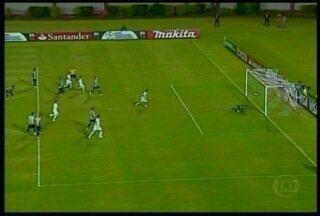 Esporte: Atlético perde para o Nacional partida pela Libertadores - Mesmo não vencendo, Atlético continua líder do grupo.