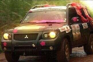 Inscrições para Rally da Mulher terminam nesta quinta - Competição mais charmosa do estado será disputada no próximo sábado.