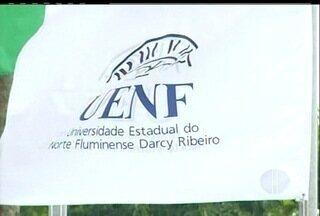 Professores da UENF decretam greve em Campos, no RJ - Assembleia ratificou a pauta de reivindicações encaminhada em 2013.Reitoria informou que manterá os esforços de negociação com o governo.