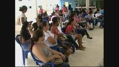 Em Ariquemes, greve dos professores municipais continua - Parte dos estudantes está sem aula há uma semana.