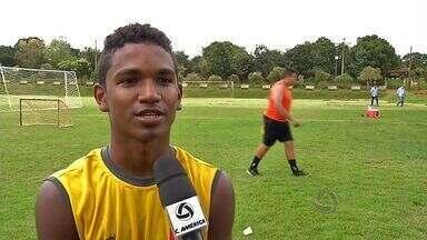Jogador do Rondonópolis é convidado para jogar no Cruzeiro - Dionei foi convidado para integrar o time mineiro.