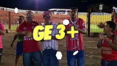 Continua aberta a enquete GE3+ - A enquete dos melhores lances da semana está aberta no site do Globo Esporte.