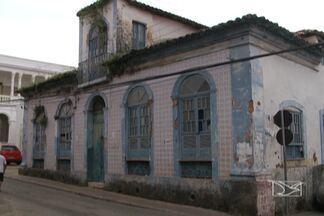 Casa onde morou o escritor Aluísio Azevedo pode virar estacionamento em São Luís - Caso foi parar na polícia