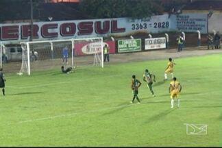 Sampaio empata na estreia da equipe na Copa do Brasil - Equipe ficou no 2 a 2 com o Interporto-TO. Veja outros destaques do esporte.