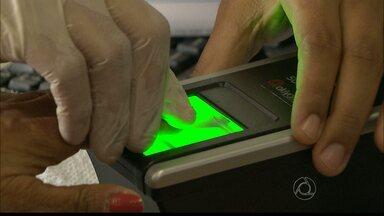 JPB2JP: Funad tem posto especial para recadastramento biométrico - Para atender pessoas com algum tipo de deficiência física.