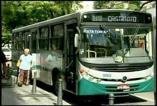 Empresas de ônibus de Petrópolis querem o aumento da passagem - Empresas pedem o aumento de 20% no preço da passagem. Autorizado o aumento, ele entra em vigor 5 dias após a deliberação, no início de Abril.