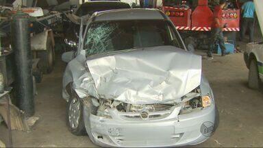 Condutor bêbado provoca acidente e deixa quatro feridos em Caldas, MG - Condutor bêbado provoca acidente e deixa quatro feridos em Caldas, MG