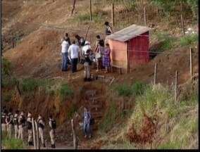 Reitengração de posse termina de forma pacífica em Ipatinga - Área estava ocupada desde janeiro deste ano.