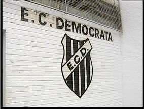 Democrata faz treino fechado e esconde a escalação para a estreia no Hexagonal - Pantera enfrenta o Social na estreia no domingo, 16.