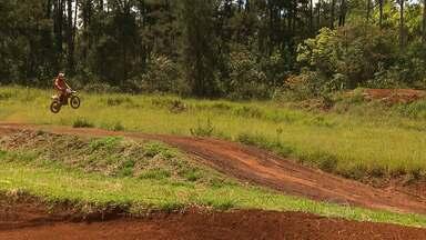 Sarzedo recebe a primeira etapa da Copa Minas Gerais de Motocross - Piloto novato quer aproveitar a chance entre os grandes para se destacar na competição.