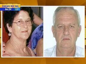 Homem confessa ter assassinado casal de idosos que estava desaparecido - De acordo com a polícia, a companheira seria a mentora do sequestro e assassinato do casal.