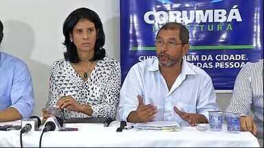 Secretaria de Saúde de Corumbá (MS) confirma primeira morte por H1N1 - Um paciente de 61 anos teve a morte confirmada pela gripe. Ela ficou internada no hospital da cidade e morreu em fevereiro