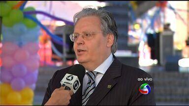Procon promove atividades no Dia do Consumidor em Cuiabá - O Procon promove atividades no Dia do Consumidor em Cuiabá.