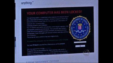 Hackers atacam sistemas de empresas no norte de Mato Grosso - Hackers estão atacando sistemas de empresas no norte de Mato Grosso.