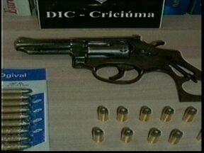 É solto em Criciúma dono de mercado preso por porte ilegal de arma - É solto em Criciúma dono de mercado preso por porte ilegal de arma
