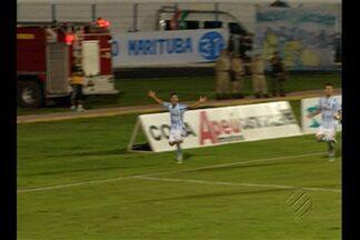 Paysandu vence Santa Cruz, de virada - Papão ganha por 4 a 2 em Castanhal.