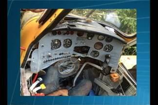Polícia encontra avião e corpo de piloto desaparecido no Pará - Senai Giansante era piloto agrícola há 20 dias em Redenção, no PA.
