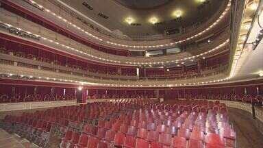 Coliseu reabre e expectativa é que noites terminem em aplausos - Rosana Valle fala da reabertura do teatro