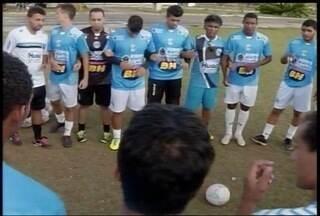 Hexagonal Final do Módulo 2 do Mineiro começa neste sábado (15) - Primeiro desafio do Montes Claros é contra o Uberlândia.