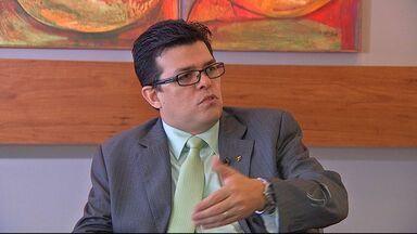 Gilmar Olarte fala sobre as escolhas para as secretarias da prefeitura - O novo prefeito de Campo Grande comenta como será o relacionamento do prefeito com os vereadores