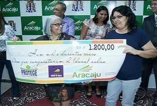 Prefeito de Aracaju anuncia que vai pagar piso salarial para todos professores - Prefeito de Aracaju anuncia que vai pagar piso salarial do magistério para todos os professores