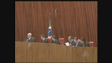 Tribunal Superior Eleitoral suspende julgamento de dois recursos que pedem cassação - A cassação é do prefeito de Coari, Adail Pinheiro. O motivo do adiamento foi o pedido de vista do ministro Gilmar Mendes.