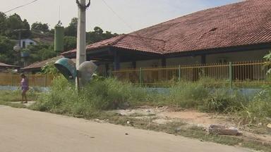 UBS Waldir Bugalho foi desativada, em Manaus - Moradores cobram das autoridades uma resposta para o assunto.