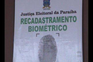 Mutirão acontece este sábado para recadastramento biométrico em Campina Grande - Eleitores têm que ficar atento ao prazo que só vai até o dia 21 de março.