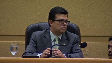 Novo prefeito de Campo Grande faz mudanças na Câmara - Começam os trabalhos na administração de Gilmar Olarte, o novo prefeito de Campo Grande. Ele formou um novo secretariado e também mexeu na Câmara de Vereadores.