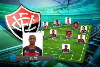 Vitória define time para o jogo de sábado - Rubro-negro enfrenta o Juazeirense no estádio de Pituaçu, em Salvador. Partida vale pelo Campeonato Baiano.