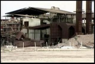 Fechamento de usina de açucar em Nanuque deixa os moradores preocupados - Cerca de 300 produtores forneciam matéria prima para a usina. Muitos reclamam da de falta de pagamentos de algumas safras.