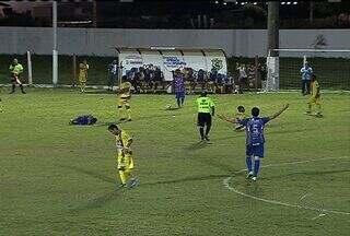 Socorrense vence o Itabaiana: 1 x 0 - Jogo aconteceu no Estádio Wellington Elias, em Nossa Senhora do Socorro (SE).