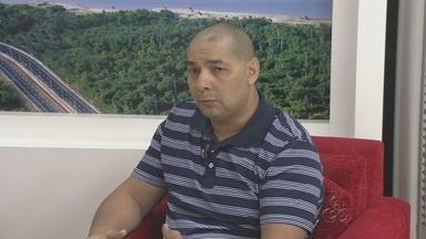 Bom dia Amazônia dá dicas de preparo físico, em Manaus - Preparador física Gilmar Couto foi o entrevistado desta quinta-feira (20).