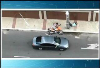 Dois motociclistas são assassinados nesta quarta-feira, em Fortaleza - Crimes aconteceram no Bairro Cocó. Polícia procura os responsáveis dos crimes.