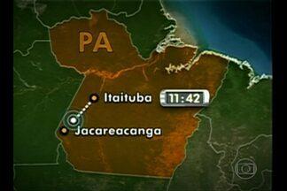 Buscas por avião desaparecido às proximidades de Jacareacanga, no PA, entram no 3º dia - Famílias de desaparecidos estão aflitas à espera de notícias.