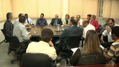 Prefeitura de Maringá apresenta proposta para a destinação do lixo da cidade - Hoje a apresentação foi para os vereadores