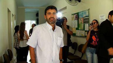 Ministério Pública denuncia prefeito do Crato pelo esquema de 'mensalinho' - Segundo a denúncia, prefeito pagou R$ 450 mil para que vereadores desaprovassem contas do ex-prefeito da cidade.