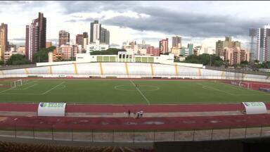 Maringá e Prudentópolis se enfrentam em busca da vaga na semifinal - Maringá joga pelo empate, pois venceu fora de casa a primeira partida.
