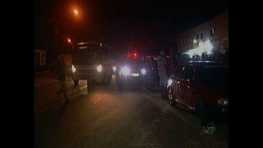 Polícia investiga o assassinato de um subtenente Marinha, em Fortaleza - Homem foi morto na noite desta sexta-feira, no Bairro Montese.