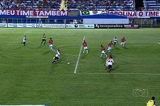 Atlético-GO e Anapolina abrem semifinal do Goianão - Equipes se enfrentam sábado, no Serra Dourada, e presidente do Dragão pede apoio da torcida.