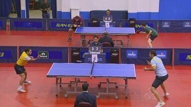 Manaus recebe Copa Latina de Tênis de Mesa - Competição é disputada, até domingo, no Studio 5, na Zona Sul da cidade