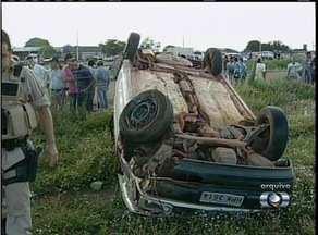 Pamas registra 11 mortes no trânsito desde o início de 2014 - Pamas registra 11 mortes no trânsito desde o início de 2014