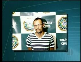 Suspeito de ter mandado matar idosa de 63 anos é preso em Campos, RJ - Prisão ocorreu na noite desta sexta-feira (21) em Guarus.Luzia Lopes Heleno, de 63 anos, foi morta na última quarta-feira (19).