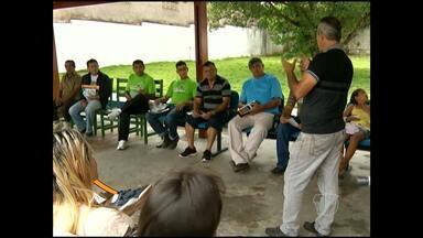 Lançada a campanha de prevenção à osteoporose - A solenidade reuniu lideranças comunitárias que pretendem levar a ação para os bairros.