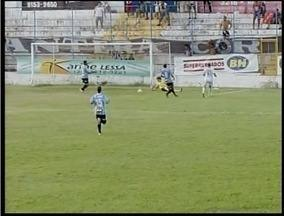 Democrata GV vence o Montes Claros por 1 x 0 - Gol foi marcado no fim do segundo tempo.